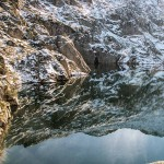 Etang de la Alet, Pireneje Listopad