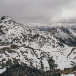 widok z Collada de Mont Roig
