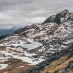 podejście na przełęcz Mont Roig