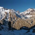 widok z Col de Certascan