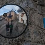 Bidous, Pireneje, listopad