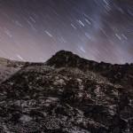 Pic de Certascans, Pireneje, listopad