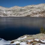 lac Certascan, największe pirenejskie jezioro