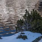 lac Certascan, Pireneje, listopad