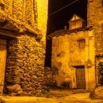 Unarre, Pireneje, listopad