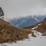 widok na grań Mont Roig