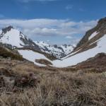 Pireneje, kwiecień sasanki