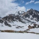 Pireneje, kwiecień pod Port Siguer
