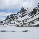 Pireneje, kwiecień