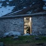 Pireneje, kwiecień cabane Peyregrand