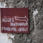 Siguer- schronisko dla wędrowców, bezpłatne