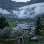 Pireneje, kwiecień Siguer
