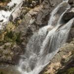 wodospady Freser - na mapie zaznaczone gwiazdką