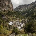 wodospady Freser , maj