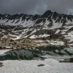 stawy poniżej przełęczy Montmalus