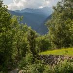 a w dolinie już Andorra la Vella