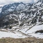 Zejście w kierunku Orris de Romaset