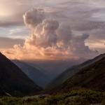 burzowa chmura
