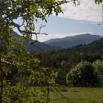 widok w stronę Vall Ferrera