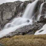 wodospad w Vetledalen