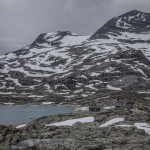 schroniska na Veltdalsvatnet