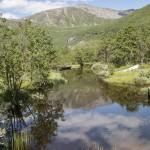 rozlewiska poniżej Herdalen