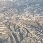 widok z samolotu fot Jose Antonio de la Fuente