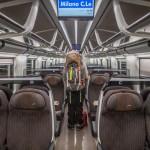 Szybki pociąg do Turynu
