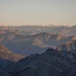 na horyzoncie Monte Viso