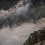 morze chmur nad Piemontem