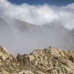wałek z mgły Mercantour