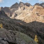 droga przez Passo del Prefouns