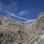 podejście pod Passo Rostagno