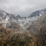 widok na Passo Rostagno