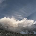 biwak pod granią Besiberri