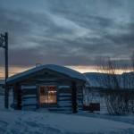 Jogasjärven- chatka do wynajęcia