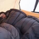 Jose w naszym namiocie