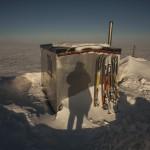 schron w którym przeczekaliśmy sztorm, Finnmarksvidda