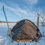 oszroniony namiot- tak było codziennie
