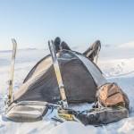 Biwak na Finnmarksvidda