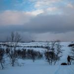 widok w stronę Alta