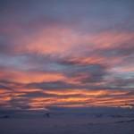 zachód słóńca