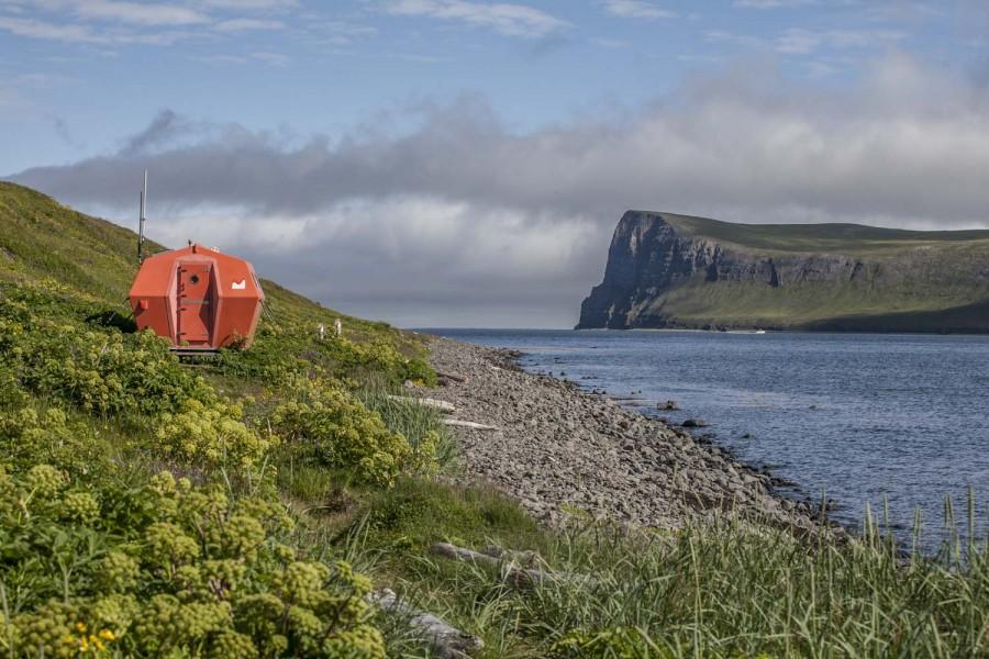 Islandia. Kapsuła ratunkowa, Hornstandir