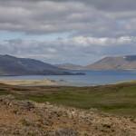 jezioro Kleifarvatn-Reykjanes, Islandia fot Kasia Nizinkiewcz