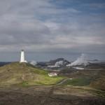 latarnia morska- podobno najstarsza na Islandii