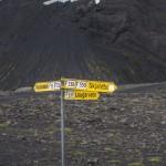 znaki drogowe Islandia