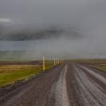 Islandia droga do Holmaviku