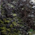 islandia-z-bliska-pęknięcie tektonicznych płyt