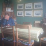 kawiarnia w Hesteyri