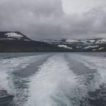 rejs Hesteyri-Isafjordur
